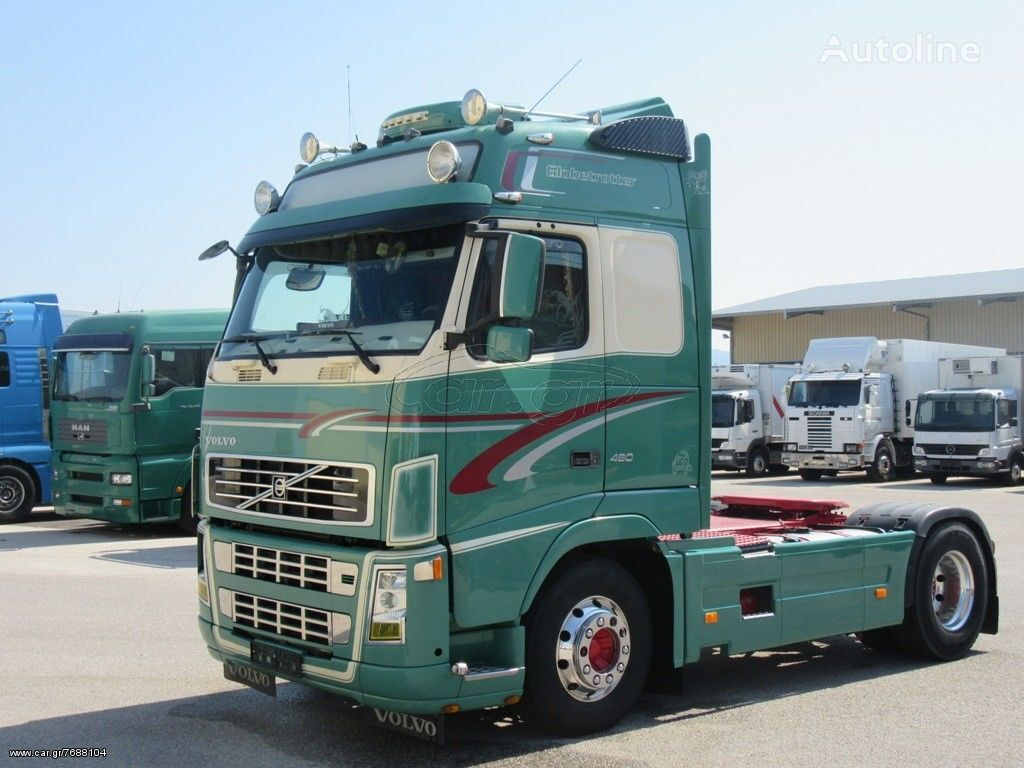 VOLVO FM/ FH 460 '04 tractor unit