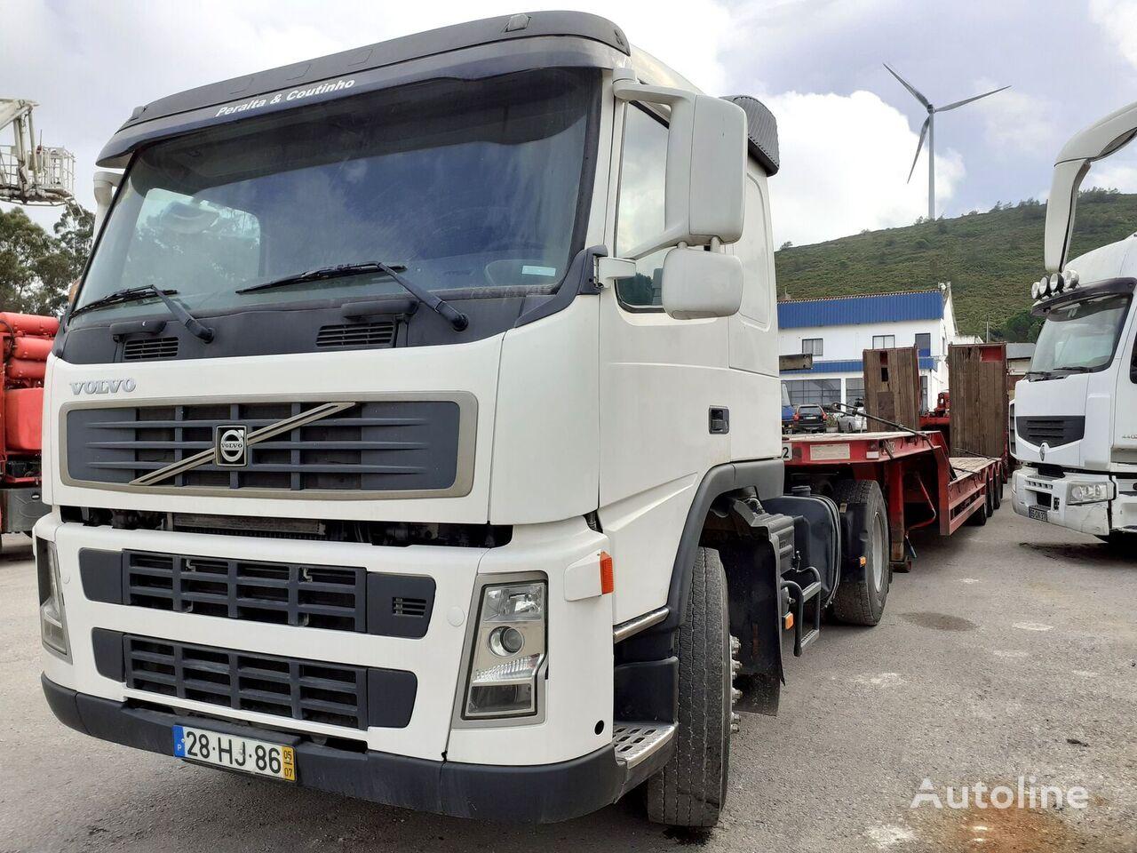 VOLVO /FM12 460 Hub reductie / Hydraulic/ tractor unit