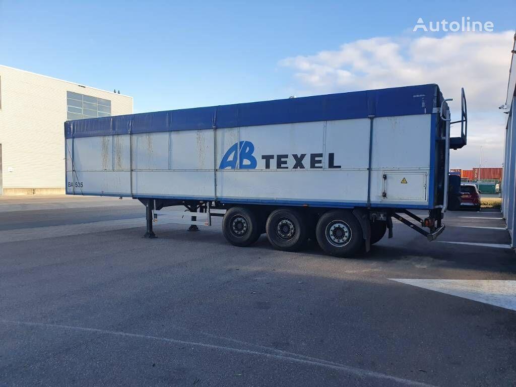 PACTON van der Peet Kolibri belt trailer