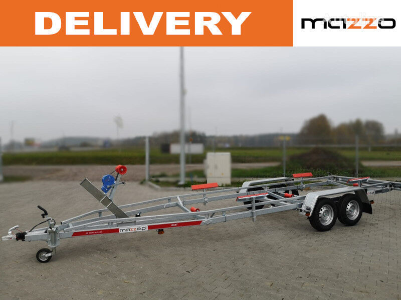 new B25 Max boat length 7.3m 2500kg boat trailer