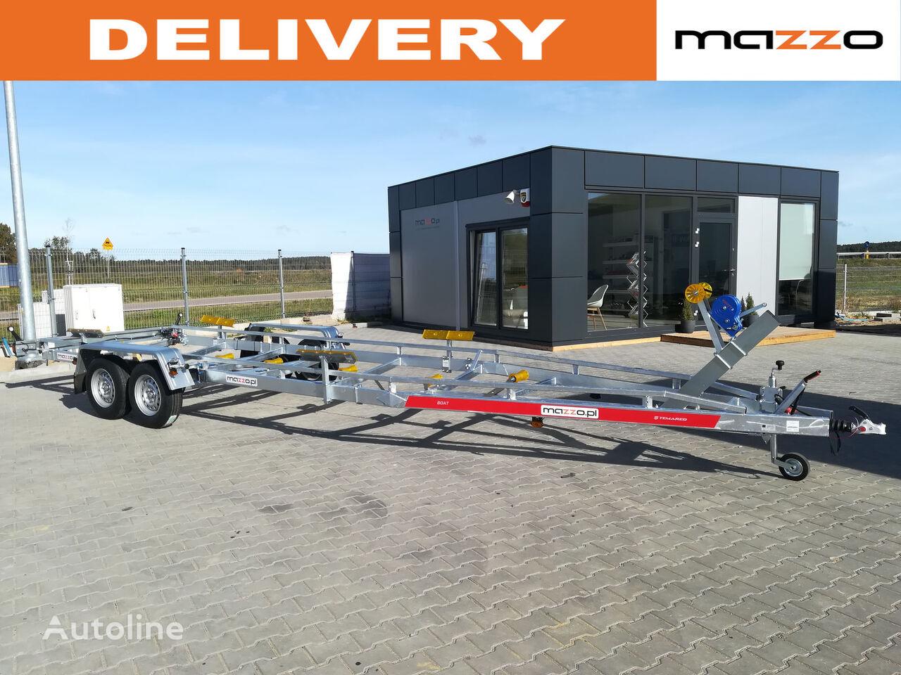 new B30 Max boat length 9.5m boat trailer