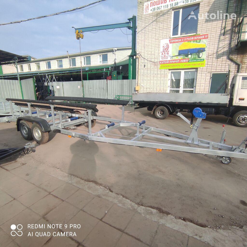 new LEV Yahtsmen boat trailer