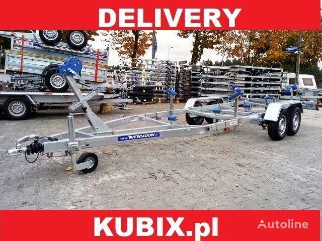 new NIEWIADOW P2015HT Niewiadów boat trailer, twin-axle, braked GVW 2000kg 6,8 boat trailer