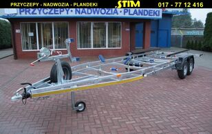 new STIM L22,  boat trailer
