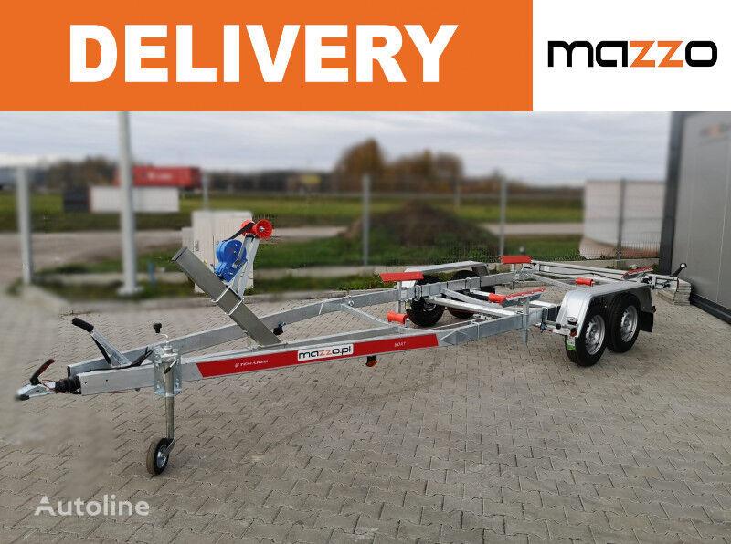 new B20 max boat length 6.8m 2000kg boat trailer
