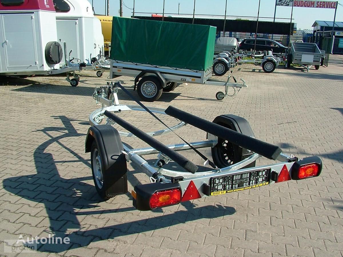 PRZYCZEPA do przewozu skutera wodnego z płozami boat trailer