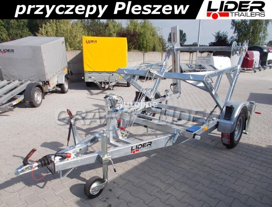new LIDER lider-trailers LT-011 przyczepa KABLOWA do przewozu bębna, kabla cable trailer