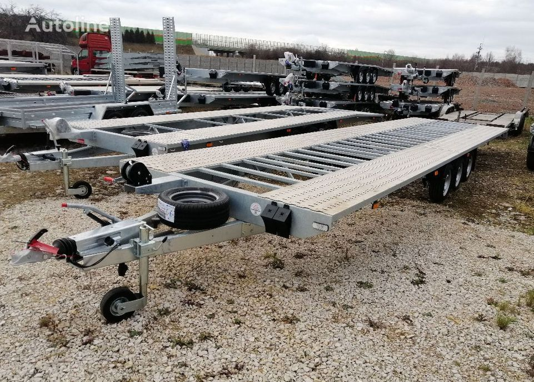 new Besttrailers LONG (Indiana) car transporter trailer