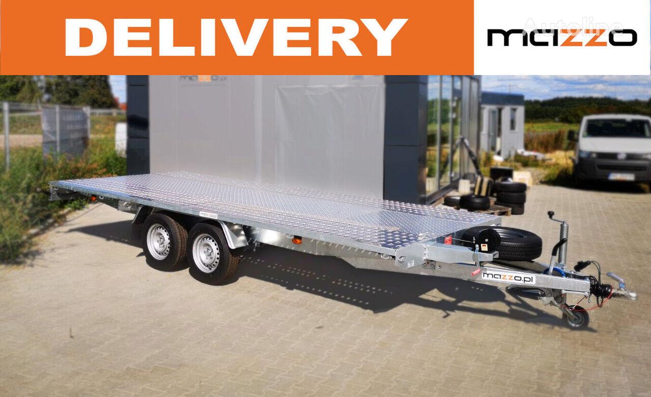 new M5030 R13C 500x210cm 3000kg  car transporter trailer