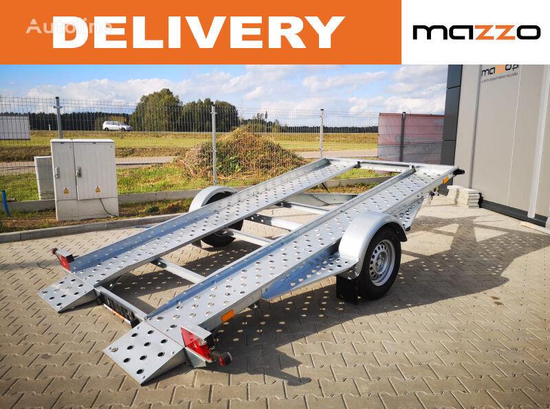new Mini Wenus 385x180 gvw 1300kgCar Transporter Trailer Tilt Flat b car transporter trailer