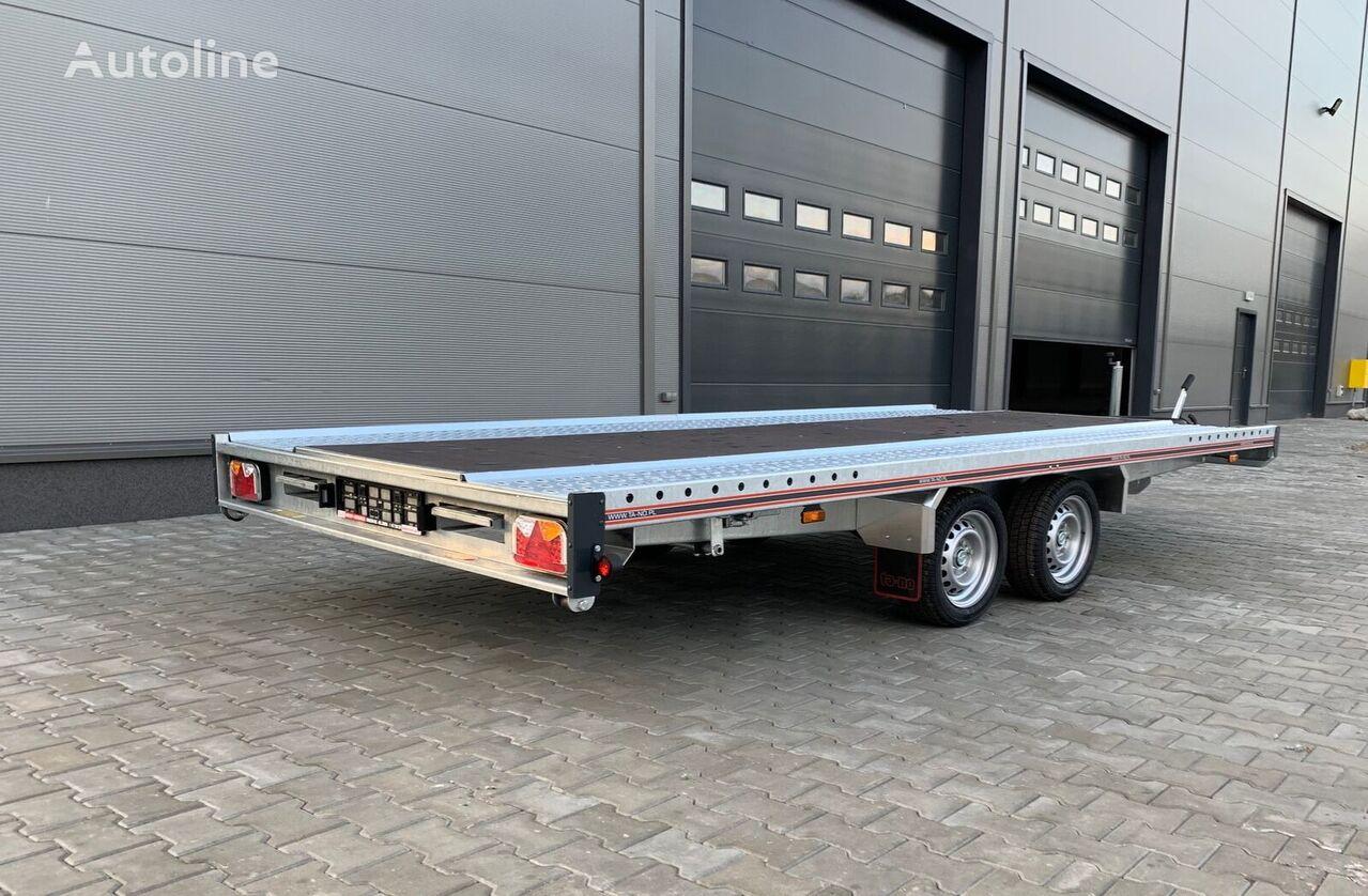 new TA-NO Laweta UNO 27.40 STD car transporter trailer