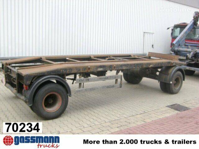 Andere RCA N1652/65 HZT car transporter trailer