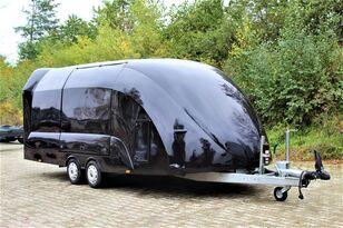 new BFZ RACING-35/49 Autotransportanhänger / Geschlossene Hülle car transporter trailer