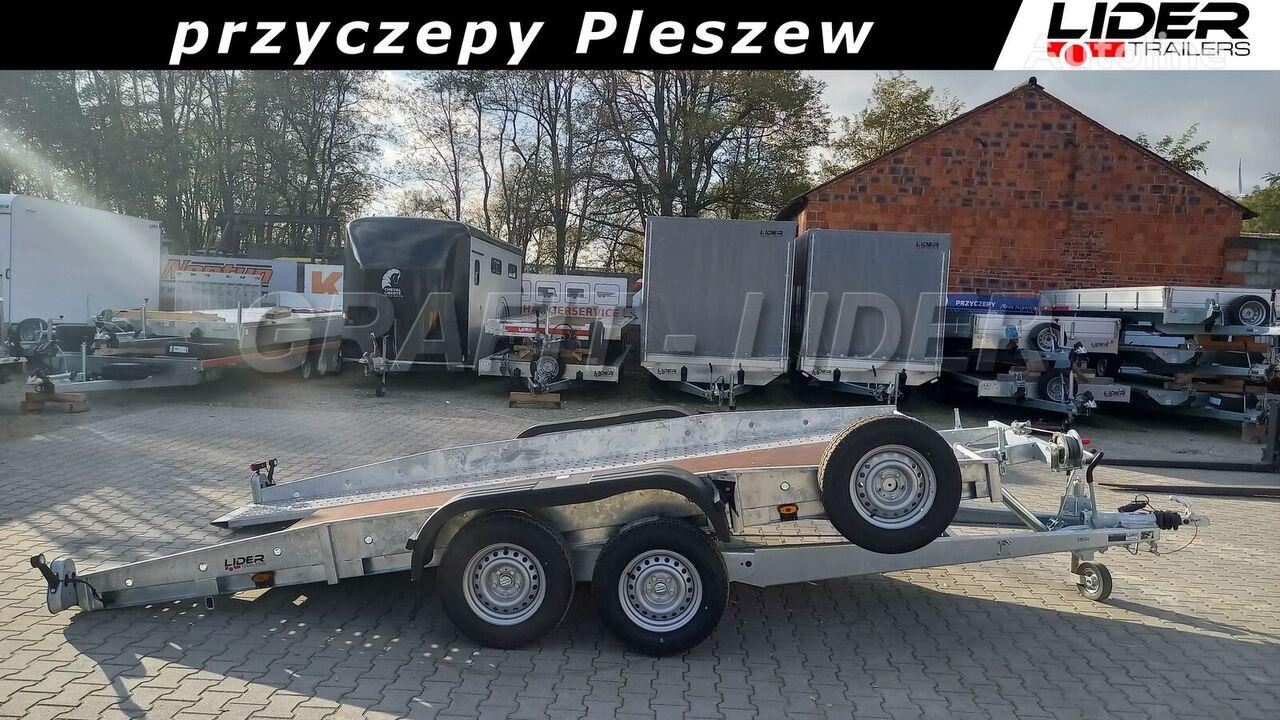Boro BR-074 car transporter trailer