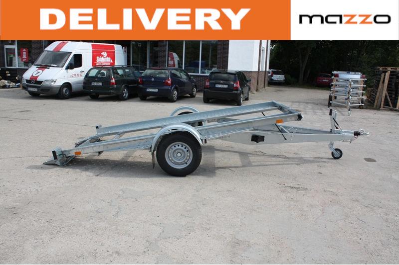 new Boro Mini Wenus 385x180 Tilted trailer car transporter trailer