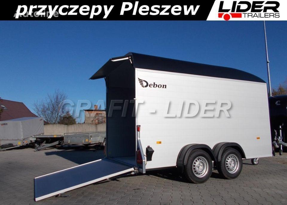 new Cheval liberte DB-031 przyczepa 366x165x195cm, C500XL, bagażowa, do przew car transporter trailer