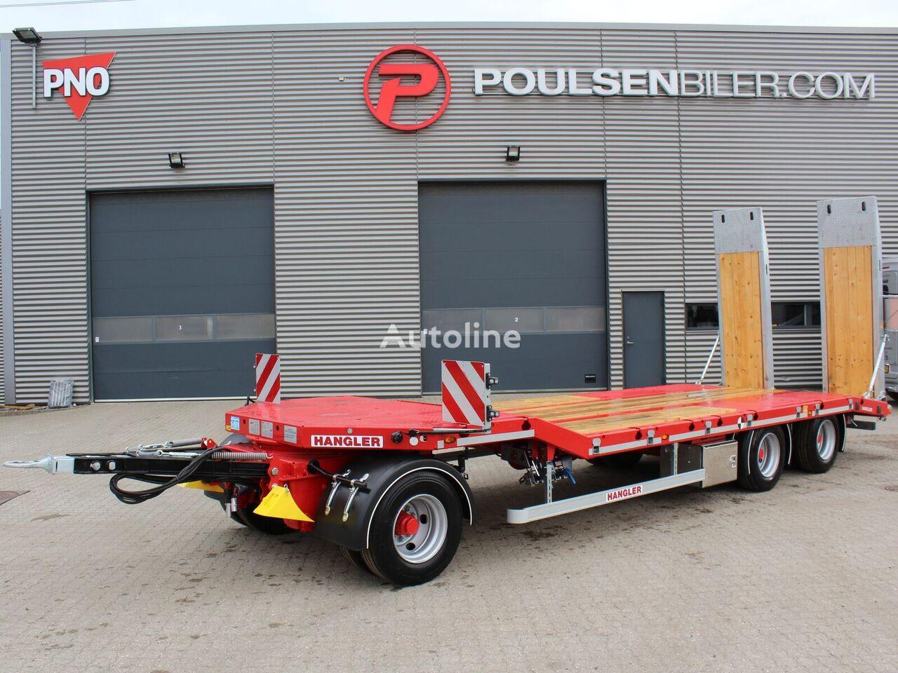new HANGLER car transporter trailer
