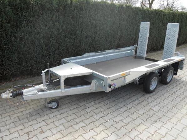 IFOR Williams GX106 3.5T PLANT TRAILER car transporter trailer