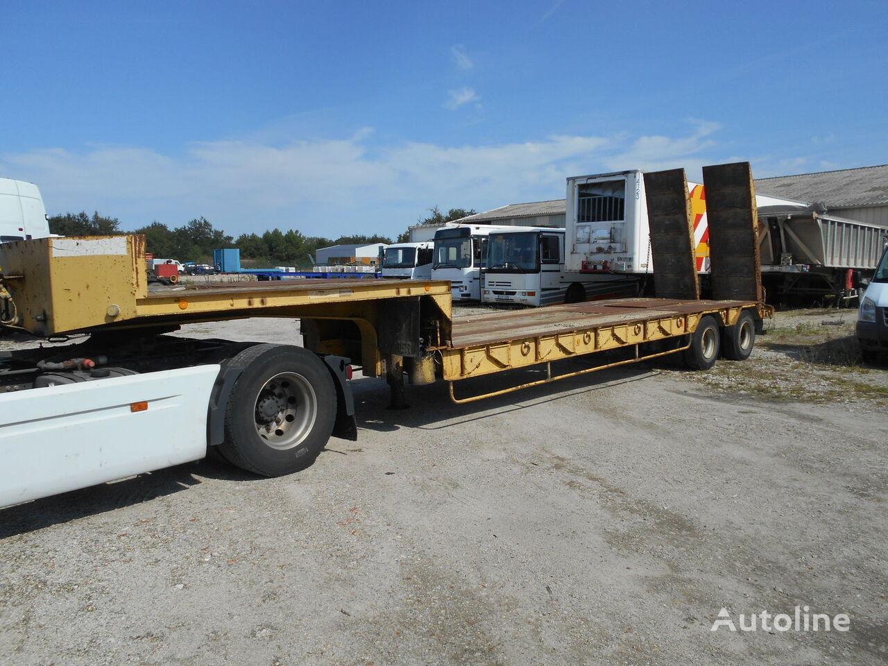KAISER car transporter trailer