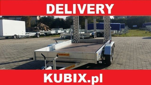 new NIEWIADOW B3535HTP car transporter trailer