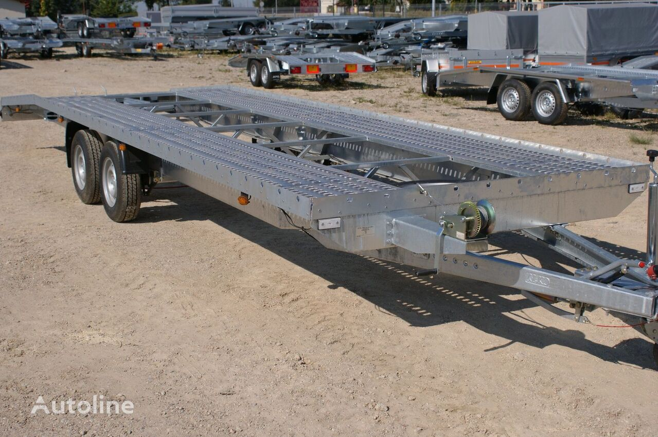 new NIEWIADOW INDIANAPOLIS ECO car transporter trailer