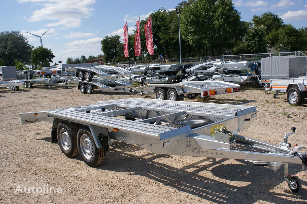 new NIEWIADOW JUPITER car transporter trailer
