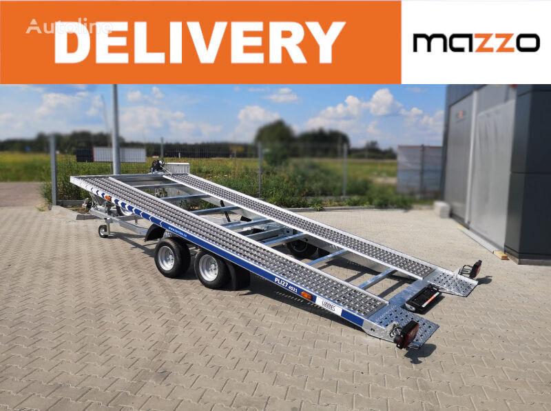 new PLI 30-4521 450x210 3000kg tilt car transporter trailer