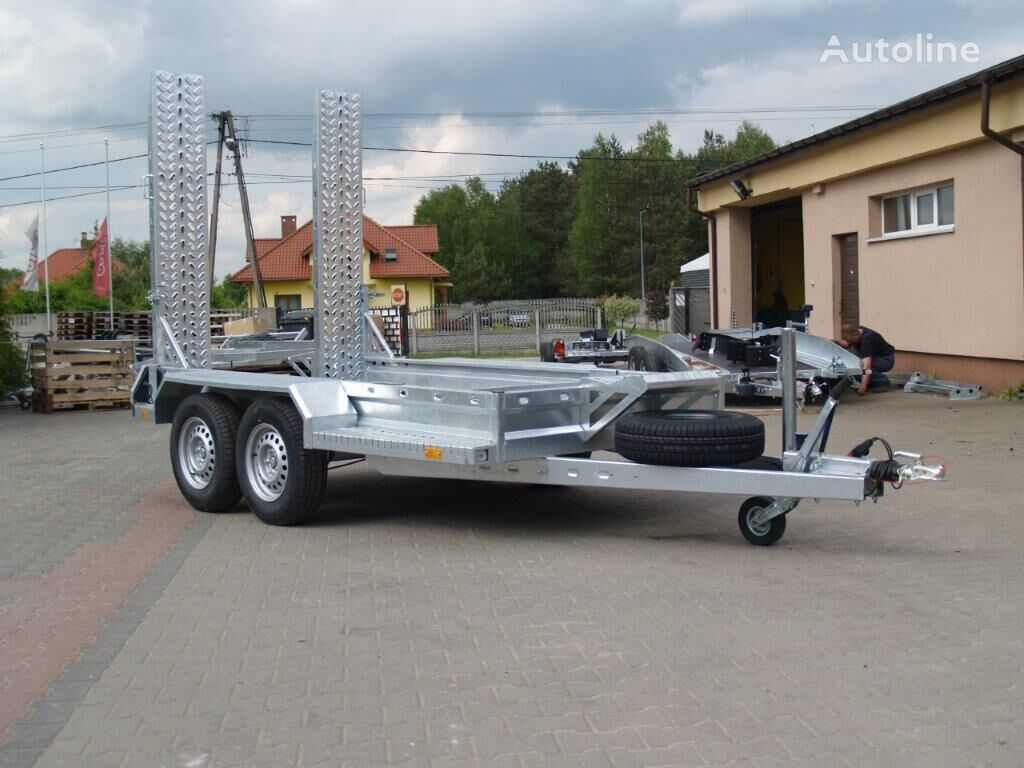 new TA-NO BOB 27.30 specjalna transport minikoparki car transporter trailer