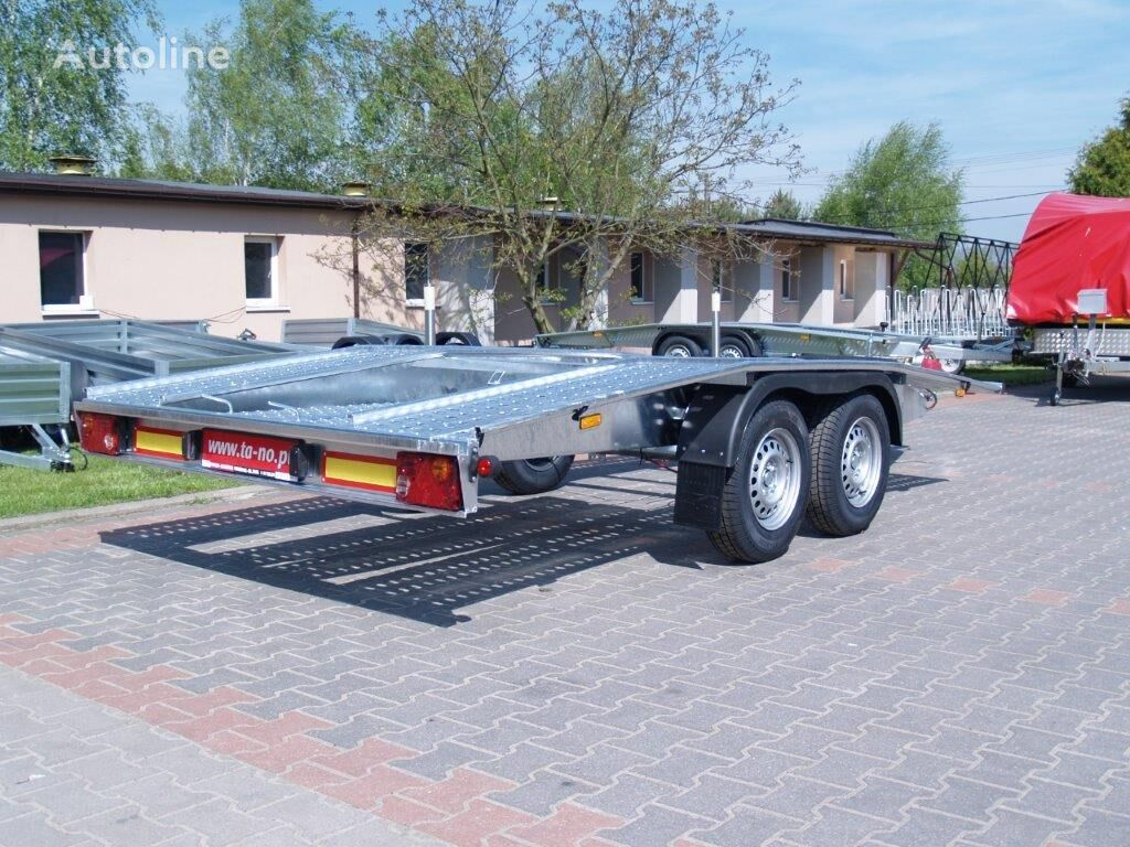 new TA-NO SWISS 50 car transporter trailer