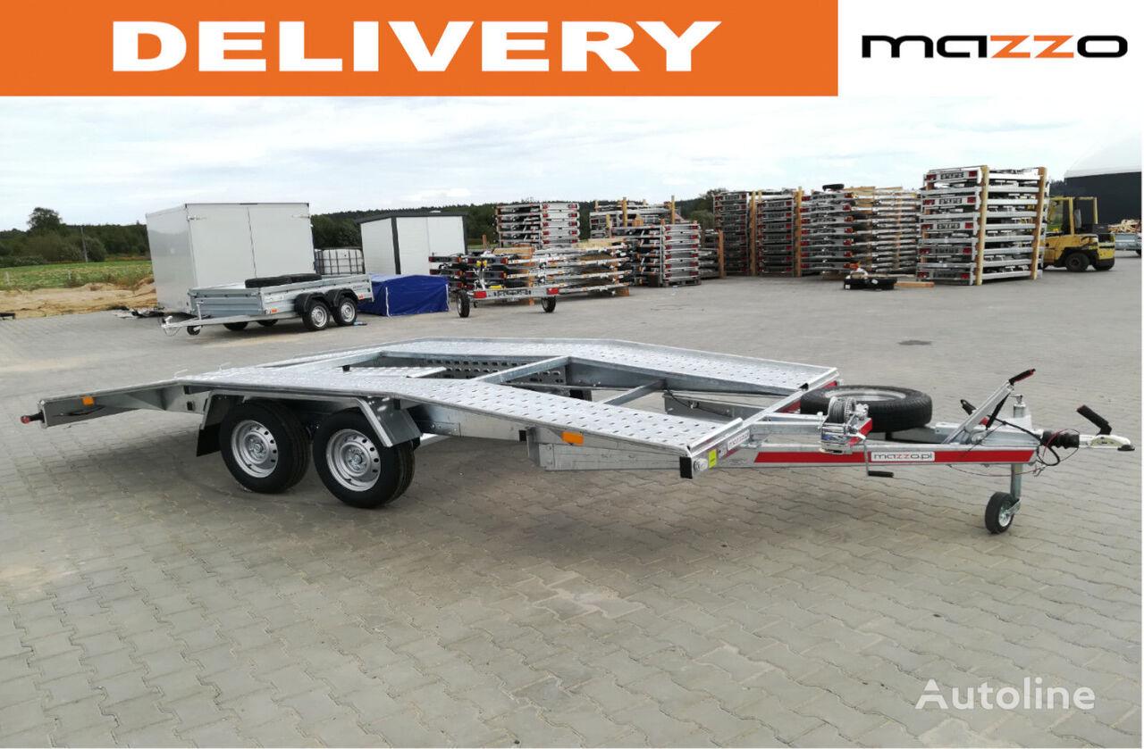 new TEMA Car 4520S Car Transporter Swiss Type car transporter trailer