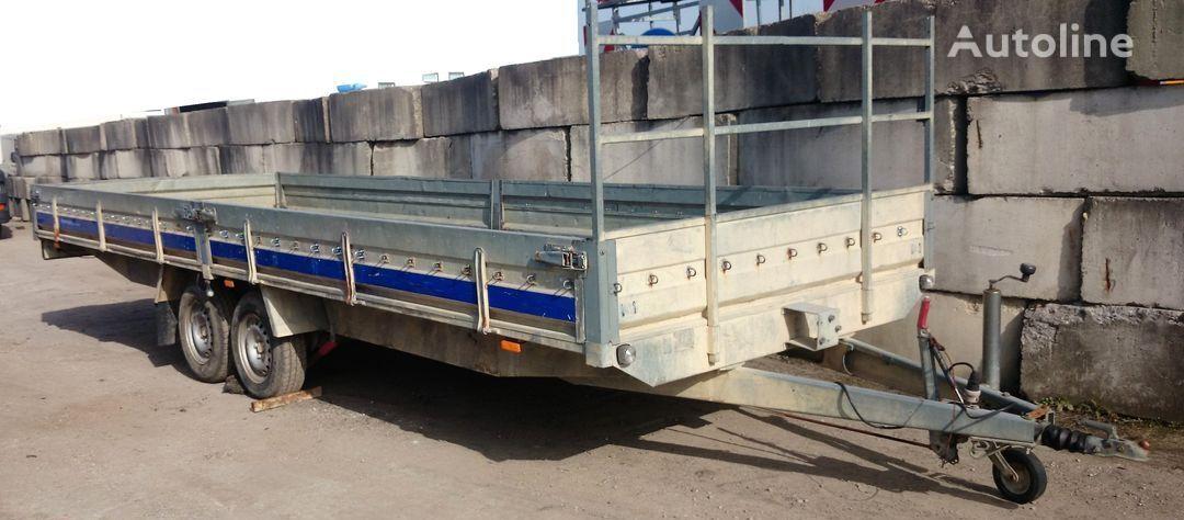 Wiola W5 car transporter trailer