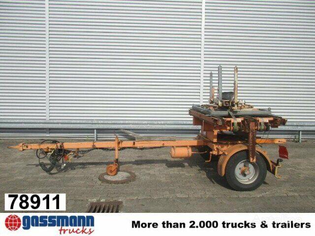 FLIEGL / Nachläufer chassis trailer