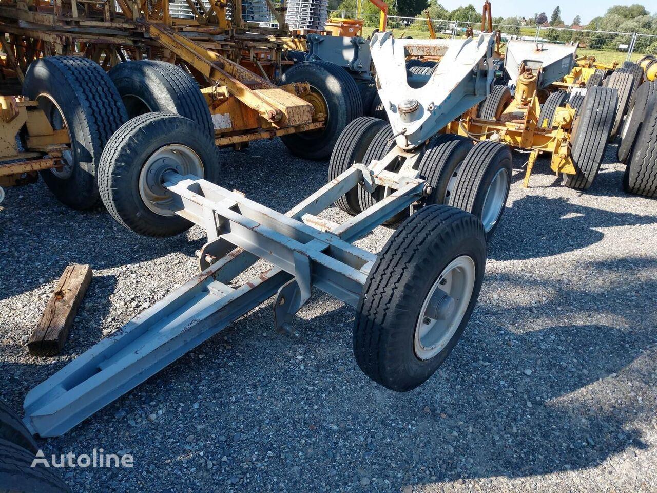 POTAIN Straßenfahrwerk  chassis trailer