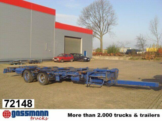 PR-TAN L 13 chassis trailer