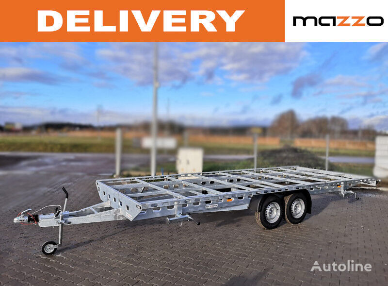 new Tiny house  6.15 x 2.2 x 0.8 chassis trailer