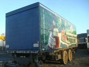 ACKERMANN Z-PA-F18  closed box trailer