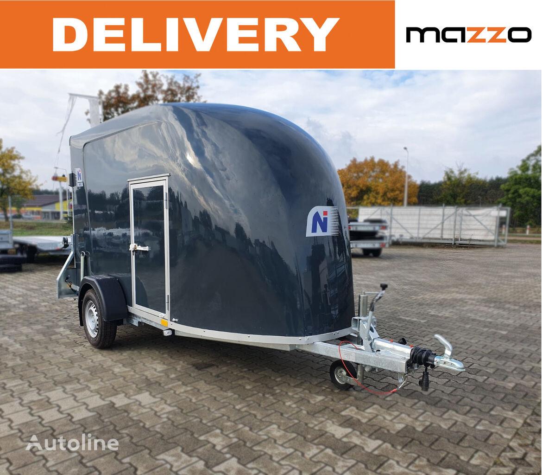new AERODYNAMIK 300 x 150 x 175cm  closed box trailer