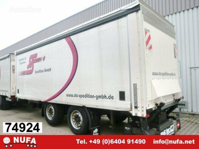 Andere Z-PA-F 18/7.4 E closed box trailer