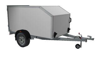 new ИСТОК 3791М2 closed box trailer