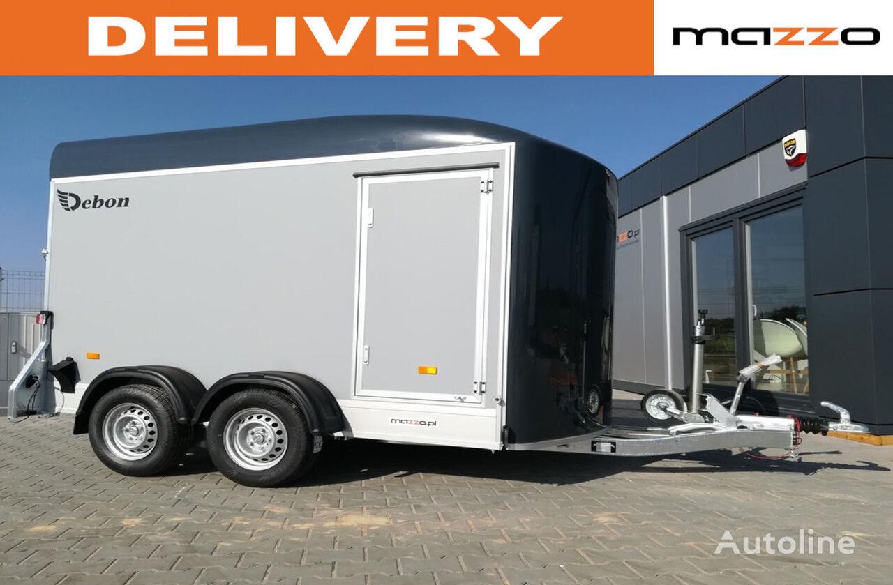 new Cheval liberte C500  closed box trailer