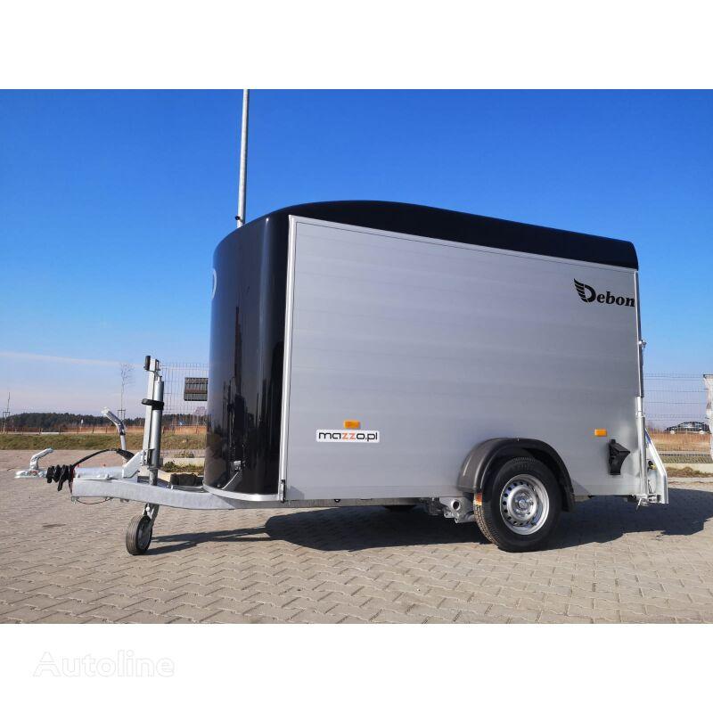new Cheval liberte FURGON C300 ALU  closed box trailer