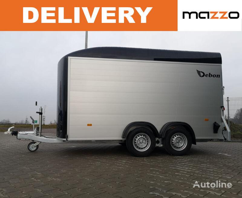 new Cheval liberte c500xl  closed box trailer