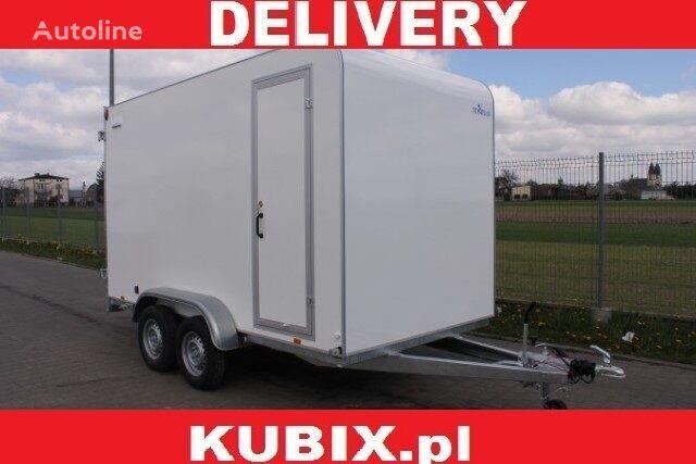 new INSULATED TRAILER TFS 360T.00 Furgon izolowany TOMPLAN 3,6x2x2,1 closed box trailer