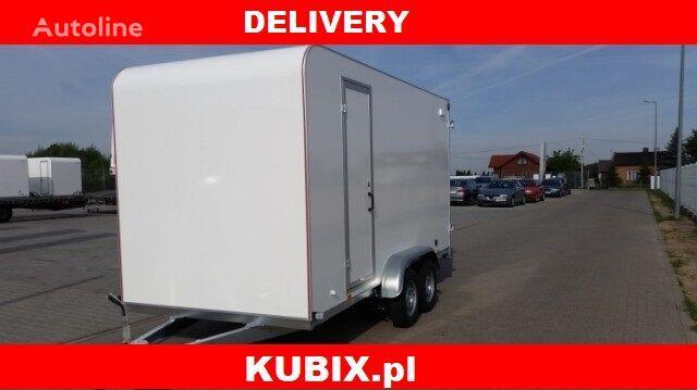 new INSULATED TRAILER, TFS 500T.00  closed box trailer