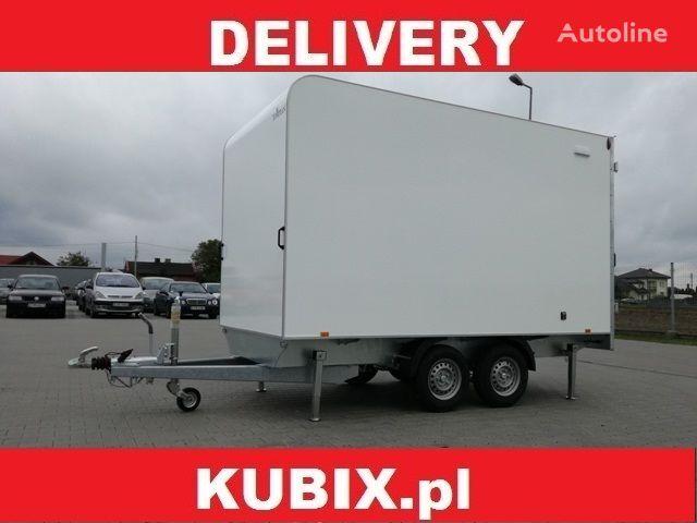 new KUBIX INSULATED TRAILERS Tomplan TFSP 360T.00 FURGON IZOLOWANY 360X200 closed box trailer