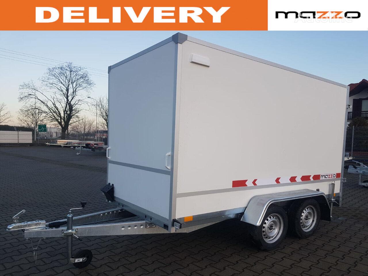 new Mazzo Box 2730 closed box trailer