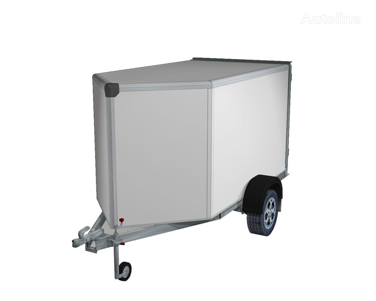 new ISTOK 3791M3 closed box trailer