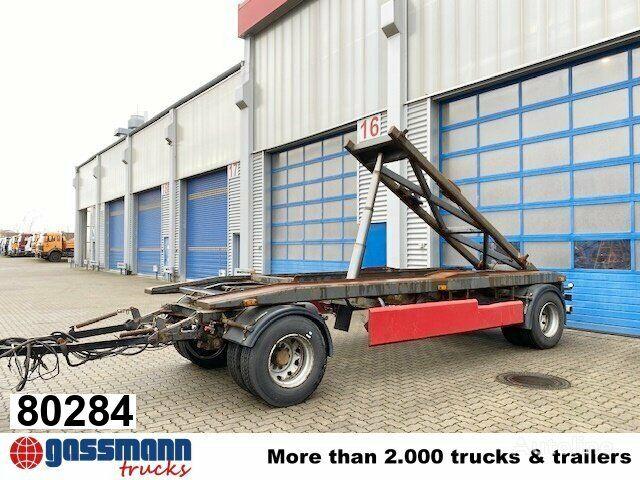 MCHLW24/59/2 MCHLW24/59/2, Rückwärts-Kippeinrichtung container chassis trailer