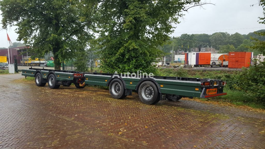 ZWALVE M.A.2.20 container chassis trailer