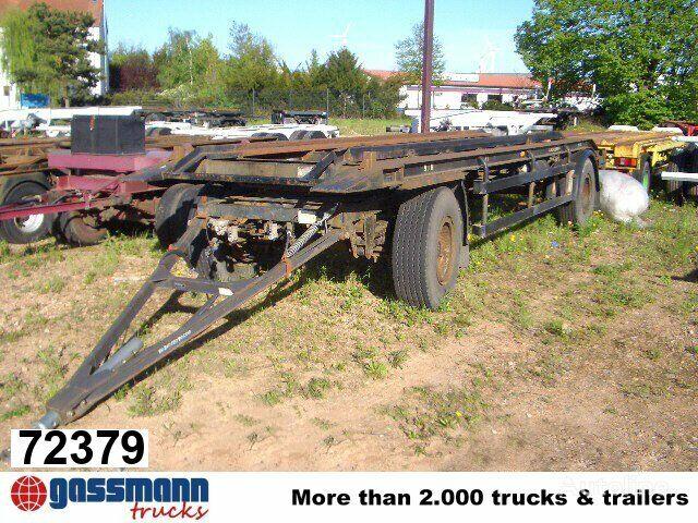 ATL Container EGGERS 2-A-Abrollanhänger,ABS,für 6m Contai container chassis trailer